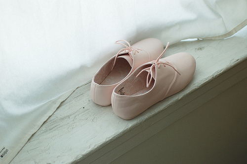beautiful, cream, curtain, fashion, ledge, lovely, nice, pastel, photo, photography, pink, pretty, shoe, shoes, white, window