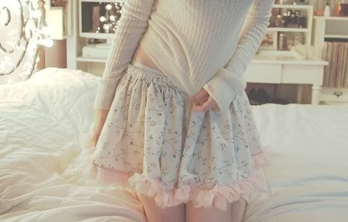 beautiful, feminine, flowers, girly, pastel
