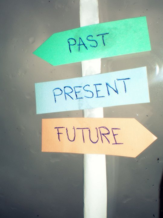 beautiful, future, life, past, present