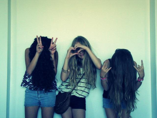 Cute three best friend pictures tumblr