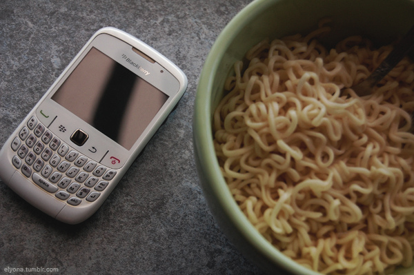 blackberry, food, noodles