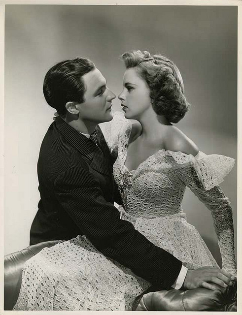 classic, gene kelly, judy garland, love, old hollywood
