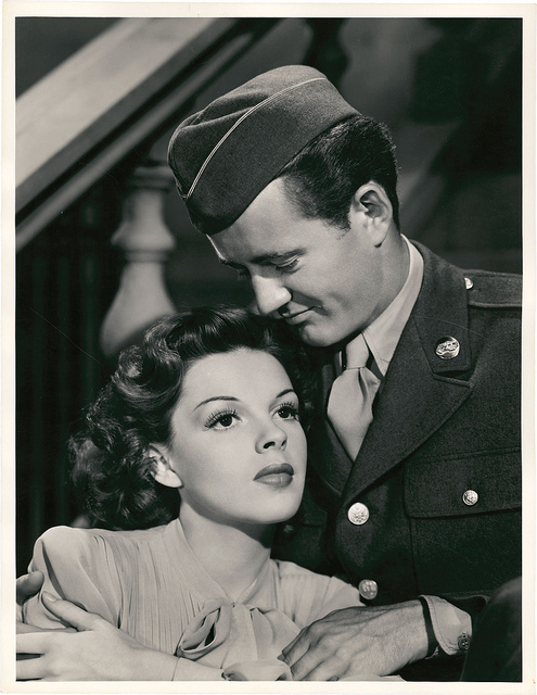 classic, judy garland, love, old hollywood, romance