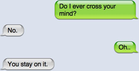 cross your mind, love, text
