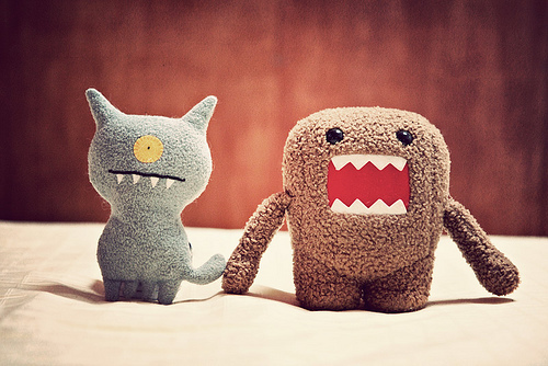cute, domo, fashion, life, live