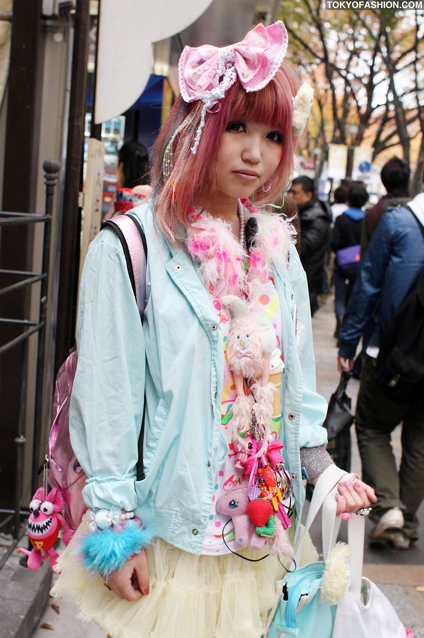 decora, fairy kei, fashion, japanese, kawaii
