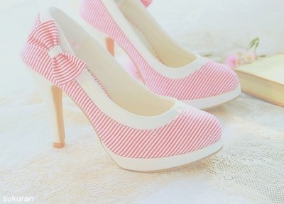 delicate, heels, high heels, pink, pink heels