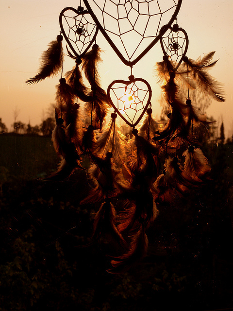love dream catchers and - photo #15