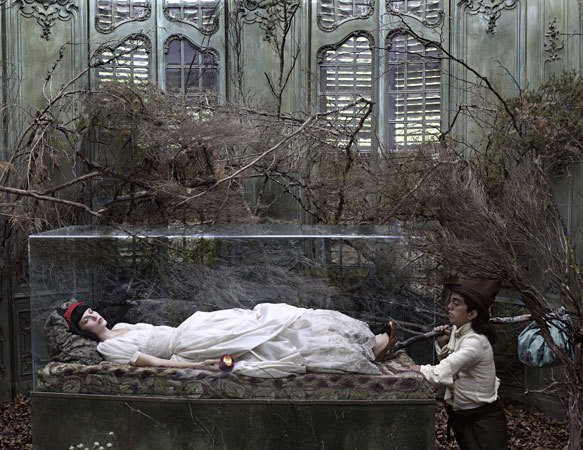 eugenio recuenco, fairy tales, fashion, shoot, snow white