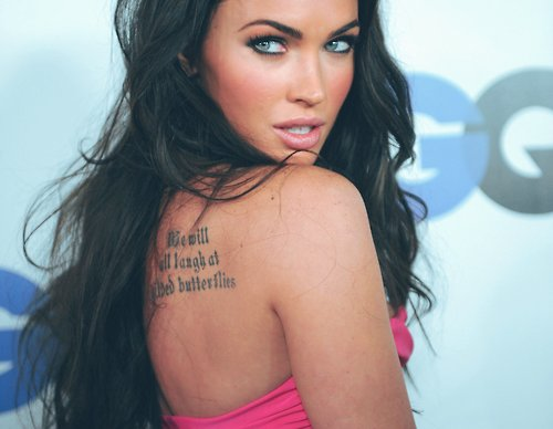 fashion, fox, megan, megan fox