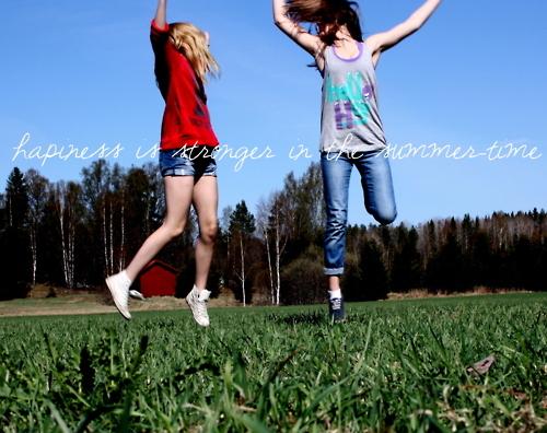 friend, girl, girls , jump, photo
