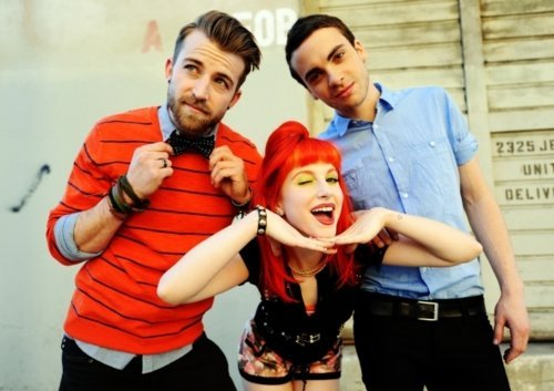 hayley williams, it never ends, jeremy davis, paramore, paramore still a band, taylor york
