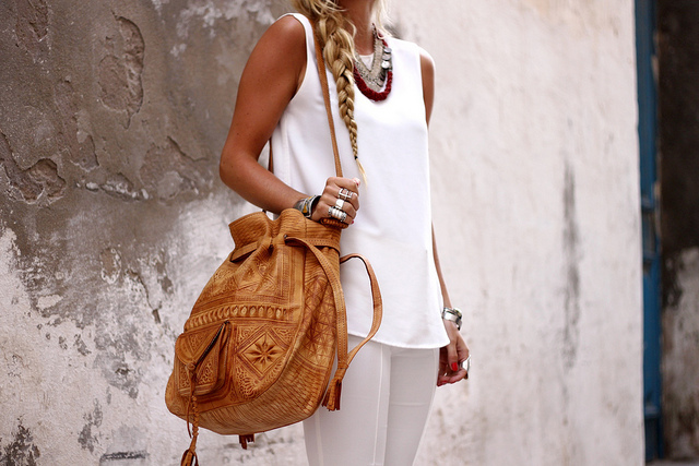 5 inch an up, bag, beauty, blonde, braid