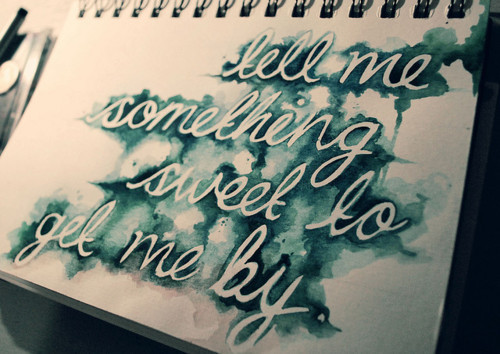 a day to remember, adtr, get, if it means a lot to you, paint