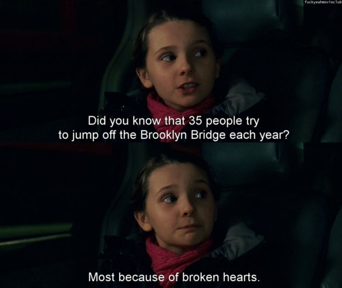 abigail, bridge, broken heart, broken hearts, brooklyn bridge