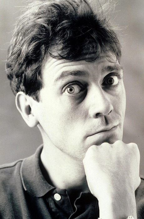 actor, cute, doctor, face, gregory house, house md, hugh laurie, humor, young
