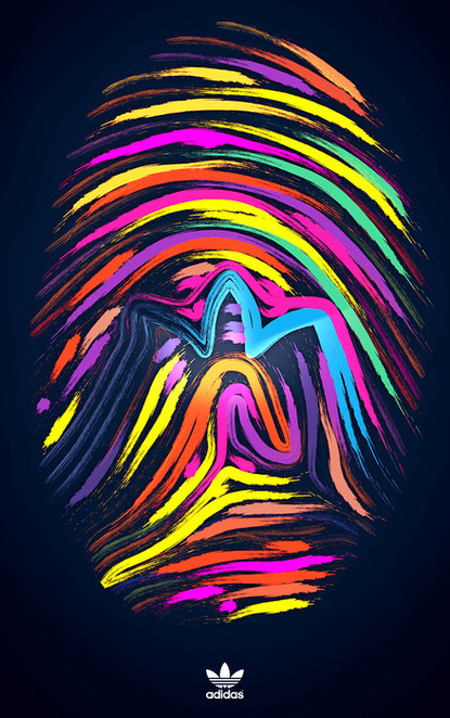 adidas, art, color, colourful, drawing, graphic, illustration, illustrations, interesting, print