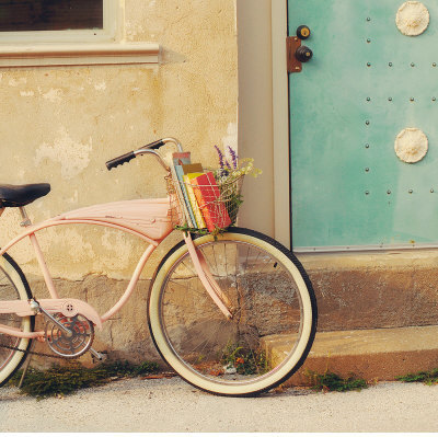 adorable, antique, basket, bicycle, bike