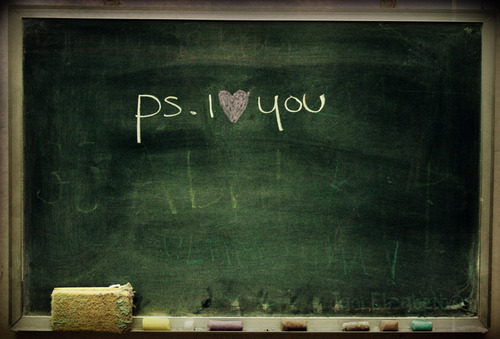 adorable, beautiful, chalk, cute, heart