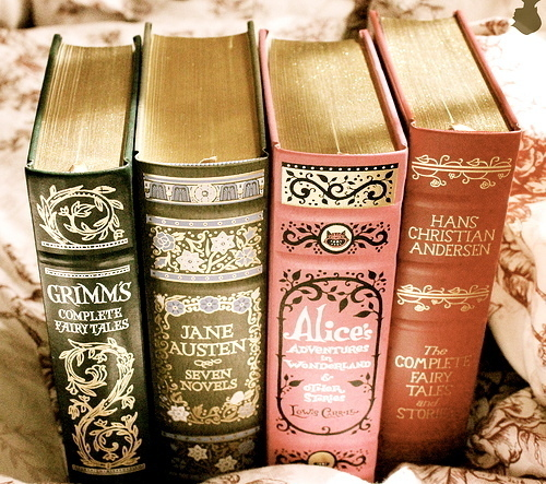 alice, books, jane austen