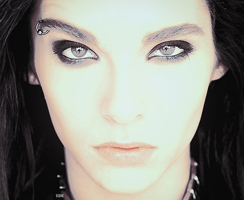 amazing, beautiful, bill kaulitz, cute, eyes, hermoso, his eyes *-*, lindo, lo amo, lovely, mio solo mio, sexy, tokio hotel