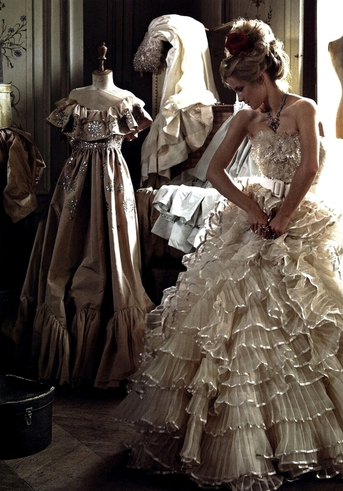 barbie, beautiful, bride, classy, doll, dress, elegant, emma watson, fashion, feminine, girl, girly, gown, marriage, model, pretty, prom, style, vintage, wedding
