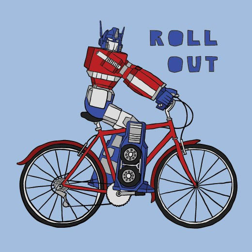 bicycles, bikes, comic books, comics, transformers