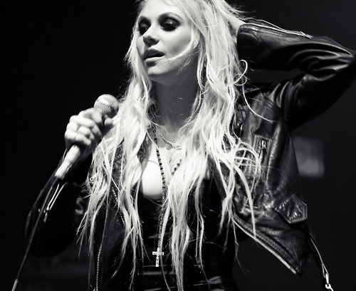 black and white, cute, hair, makeup, music, taylor momsen