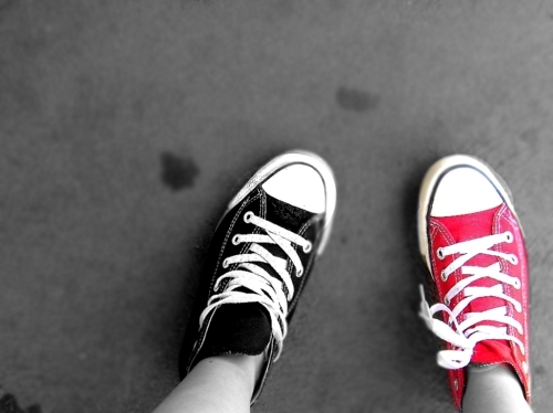 black, black and white, converse, friend, friends
