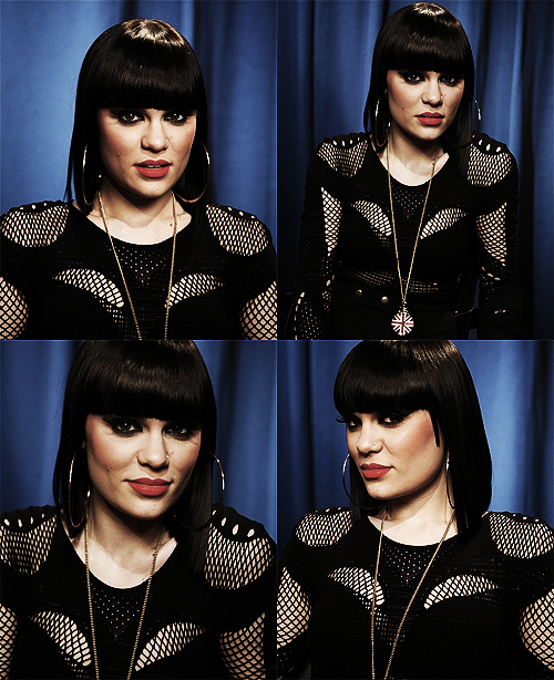 black, fashion, girl, jessie j, pierce
