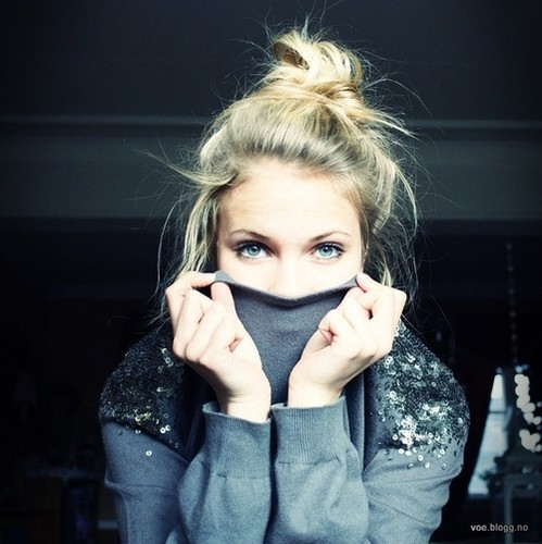 blond, blue, eyes, fashion, girl