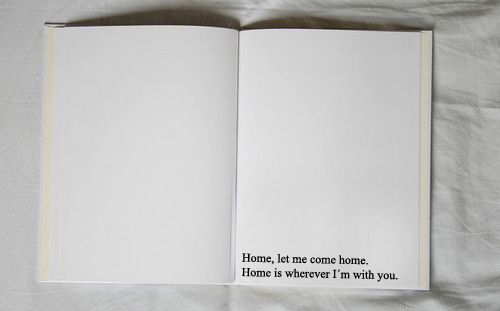 book, come, home, hope, journal