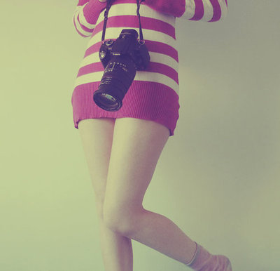 camera, cool, fashion, girl