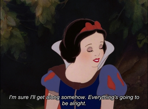 classic  cute  disney  quote  snow white  vintageQuotes From Snow White