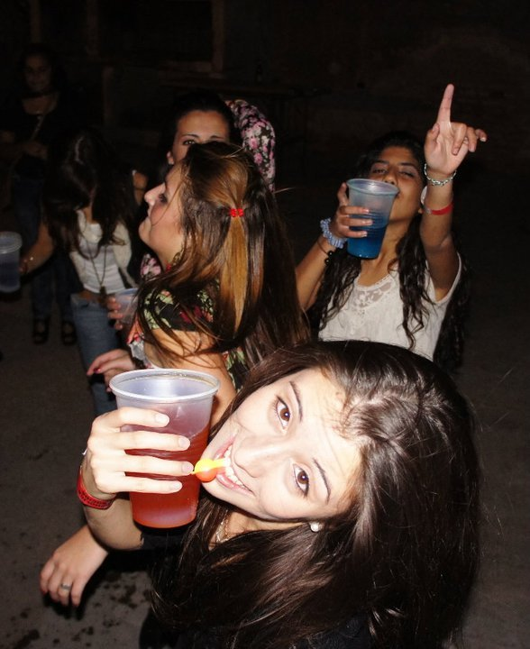 crazy, dancing, desfase, drinking, drinks