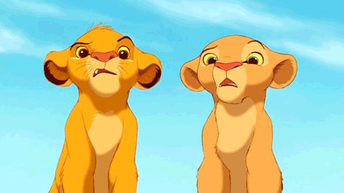 cute, disney, hakuna matata, nala, simba