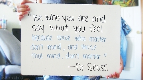 cute, dr seuss, girl, life, quote
