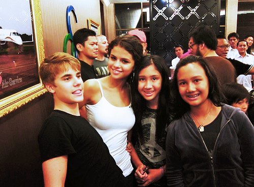 cute, fan, fashion, follow me*, hair, justin bieber, photography, selena gomez, ugly couple, world