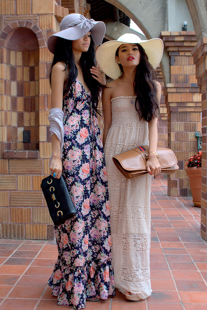 dresses, fashion, girl, girls , maxi dress
