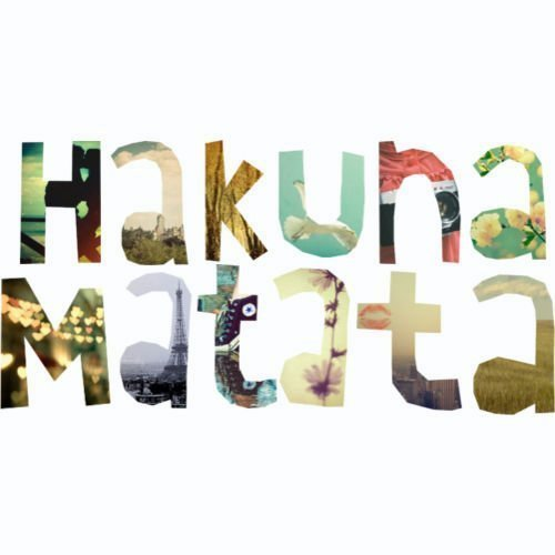 hakuna, hakuna matata, matata, text, timon and pumba