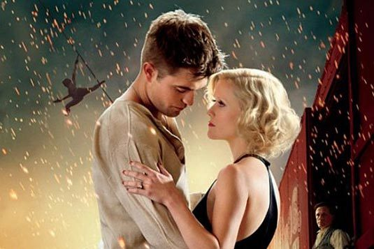 movie, reese witherspoon, robert pattinson, separate with comma, the one my first, water for elephants