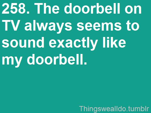 258, door bell, famous, haha, text, truth, word