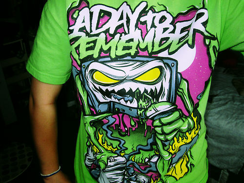 a day to remember, adtr, band, boy, cool, fashion, guy, music, photography, t-shirt