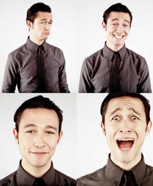 actor, cute, dimples, funny, joseph gordon-levitt, smile