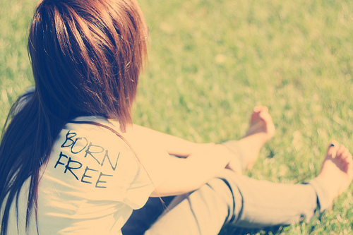 alone, beautiful, born free, clothes, cute, fashion, free, girl, girls, gorgeous, hair, model, nature, photography, pretty, text