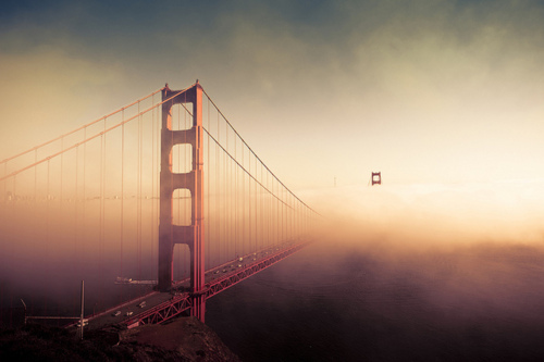 america, beautiful, bridge, golden gate, golden gate bridge