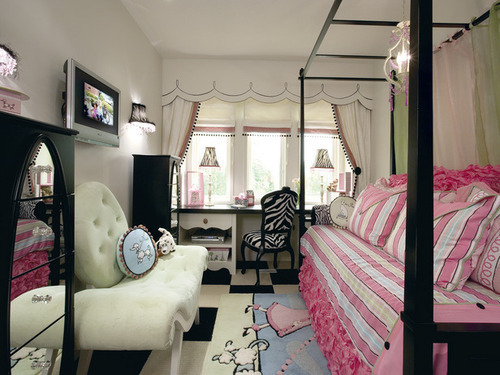 awesome, bedroom, cute, girly, luxury