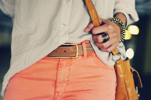 bag, belt, bracelet, fashion, girl