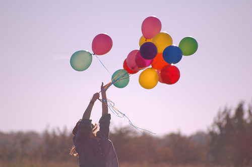 balloons, fashion, photography