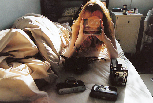 beatiful, camera, fun, girl, hot
